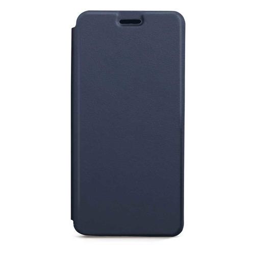 Чехол (флип-кейс) GRESSO Atlant, для Xiaomi Mi 8 Lite, синий [gr15atl191] зеленый panda стиль тиснение классический откидная крышка с подставкой функция и слот кредитной карты для xiaomi redmi note3
