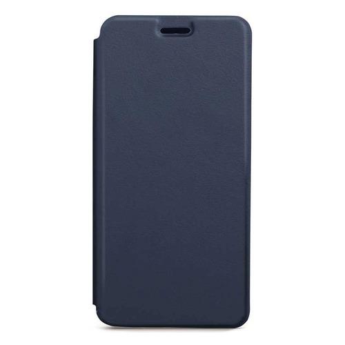 Чехол (флип-кейс) GRESSO Atlant, для Xiaomi Mi 8, синий [gr15atl198] цена и фото