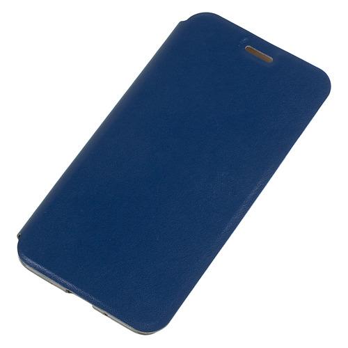 Чехол (флип-кейс) GRESSO Atlant, для Xiaomi Redmi 6, синий [gr15atl207] цена и фото