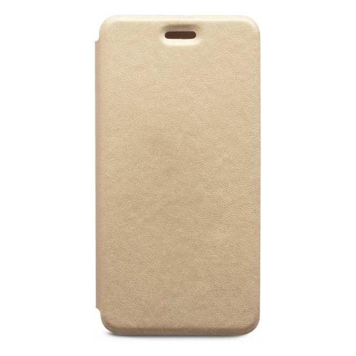 цена на Чехол (флип-кейс) GRESSO Atlant, для Xiaomi Redmi 6A, золотистый [gr15atl161]