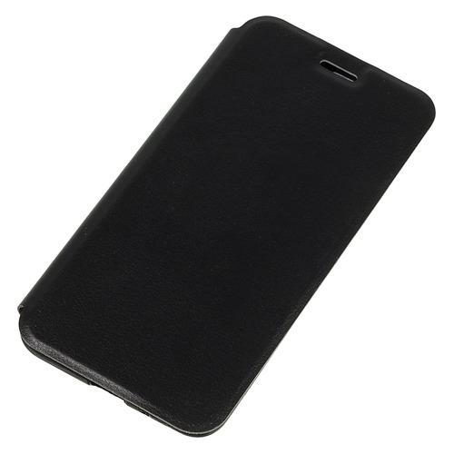 Чехол (флип-кейс) GRESSO Atlant, для Xiaomi Redmi 6A, черный [gr15atl160] зеленый panda стиль тиснение классический откидная крышка с подставкой функция и слот кредитной карты для xiaomi redmi note3