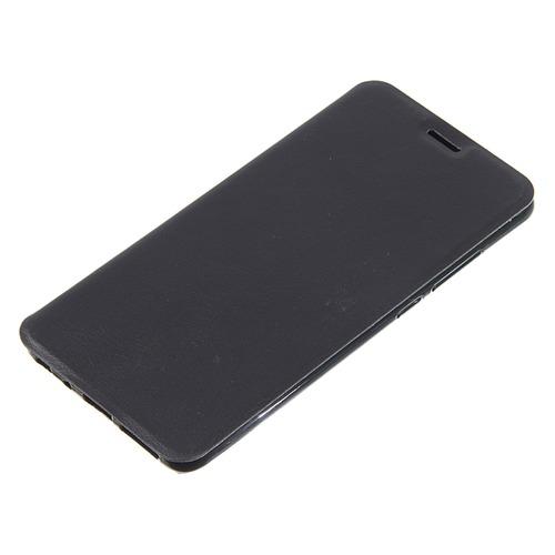 Чехол (флип-кейс) GRESSO Atlant, для Xiaomi Redmi Note 5, черный [gr15atl092] зеленый panda стиль тиснение классический откидная крышка с подставкой функция и слот кредитной карты для xiaomi redmi note3