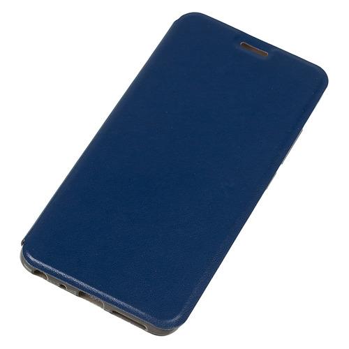 Чехол (флип-кейс) GRESSO Atlant, для Xiaomi Redmi Note 5, синий [gr15atl196] зеленый panda стиль тиснение классический откидная крышка с подставкой функция и слот кредитной карты для xiaomi redmi note3