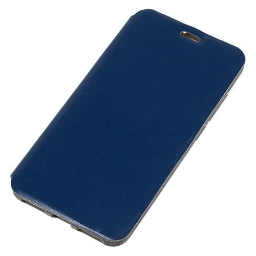цена на Чехол (флип-кейс) GRESSO Atlant, для Xiaomi Redmi Note 6 Pro, синий [gr15atl194]