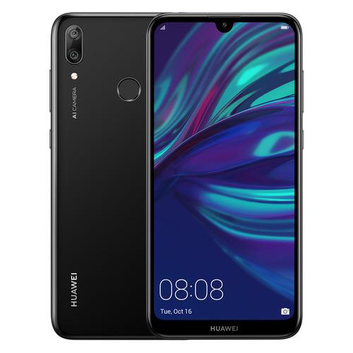 Смартфон HUAWEI Y7 (2019) 32Gb, черный