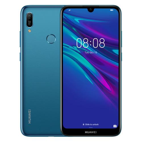 Смартфон HUAWEI Y6 (2019) 32Gb, синий Y6 по цене 8 990