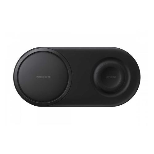 Беспроводное зарядное устройство SAMSUNG EP-P5200, USB type-C, 2.1A, черный цена и фото