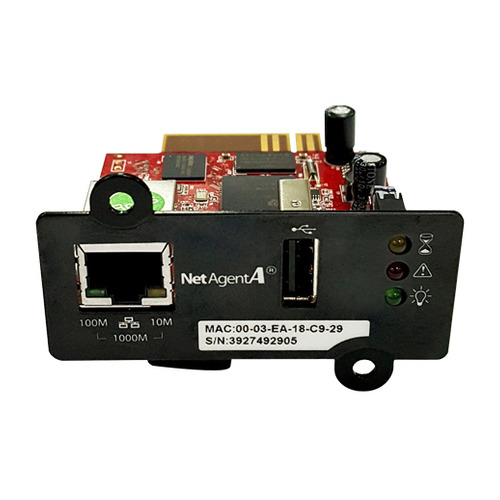 цена на Модуль Powercom DA807 SNMP 1 port + USB (short)