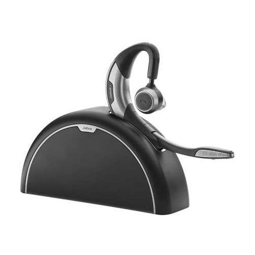 Гарнитура bluetooth JABRA Motion UC+ MS, моно, черный [6640-906-300] цена и фото