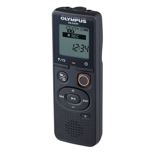 Диктофон OLYMPUS VN-541PC + microphone ME-52 4 Gb, черный [vn-541pc+me-52] микрофон olympus me 12