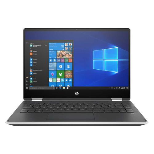 Ноутбук-трансформер HP Pavilion x360 14-dh0004ur, 14, Intel Core i5 8265U 1.6ГГц, 8Гб, 256Гб SSD, nVidia GeForce Mx130 - 2048 Мб, Windows 10, 6PS34EA, серебристый цена