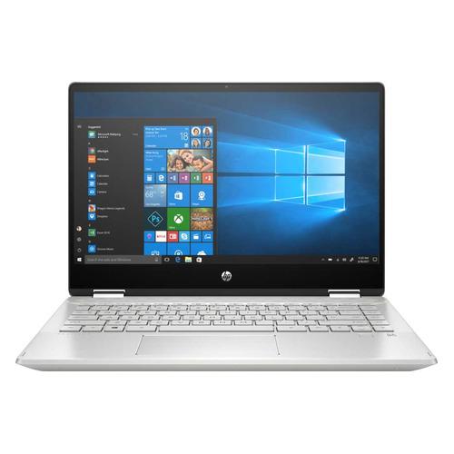 Ноутбук-трансформер HP Pavilion x360 14-dh0005ur, 14, Intel Core i5 8265U 1.6ГГц, 8Гб, 256Гб SSD, nVidia GeForce Mx130 - 2048 Мб, Windows 10, 6PS33EA, серебристый цена