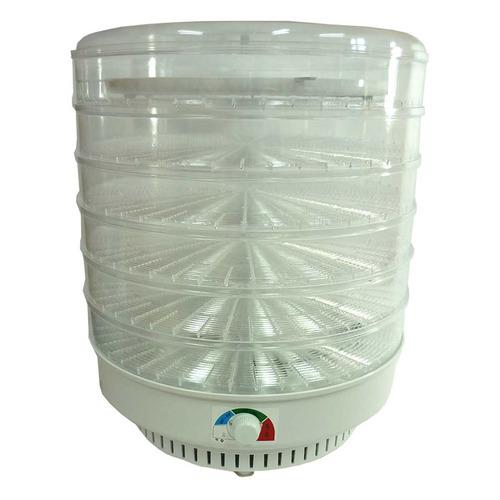 Сушилка для овощей и фруктов СПЕКТР-ПРИБОР Ветерок-2, прозрачный, 6 поддонов
