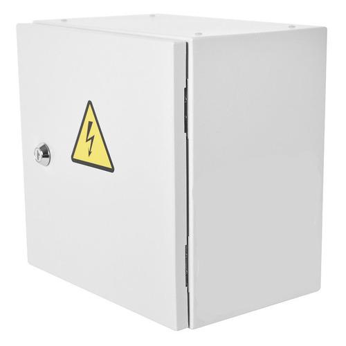 Шкаф серверный ЦМО Эконом (ШТВ-НЭ-5.5.25-3ААА-Т2) 9U 500x250мм пер.дв.стал.лист задн.дв.спл.стал.лис