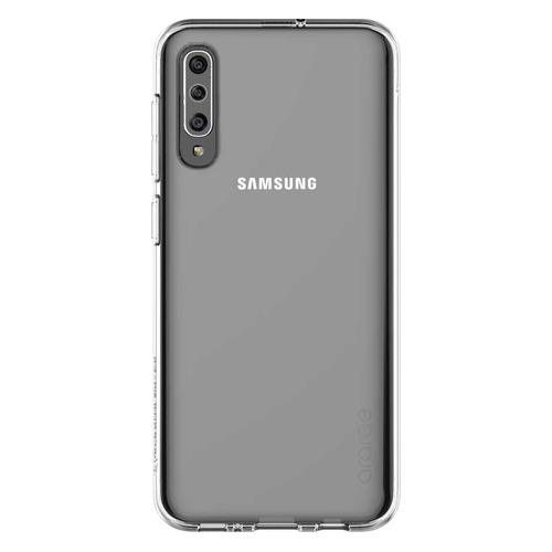 Чехол (клип-кейс) SAMSUNG Araree A Cover, для Samsung Galaxy A50, прозрачный [gp-fpa505kdatr]