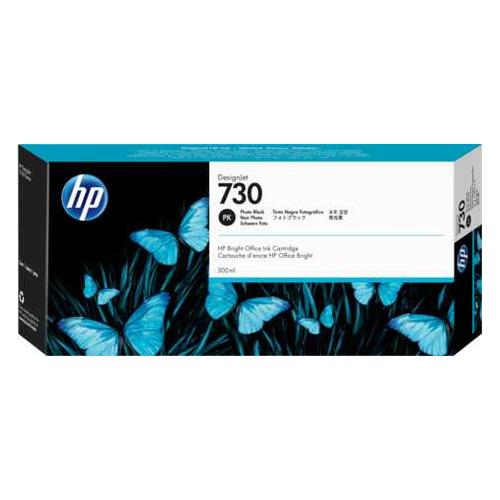 цена на Картридж HP 730, фото черный [p2v73a]