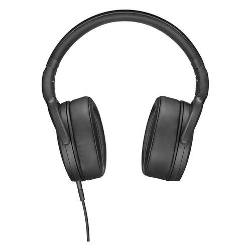 цена на Наушники с микрофоном SENNHEISER HD 400S, 3.5 мм, накладные, черный [508598]