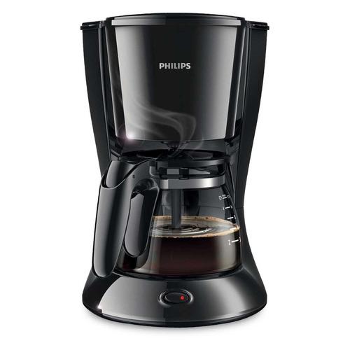 Кофеварка PHILIPS HD7433/20, капельная, черный цена и фото