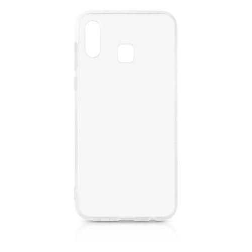 Чехол (клип-кейс) DF sCase-75, для Samsung Galaxy A20/A30, прозрачный DF SCASE-75