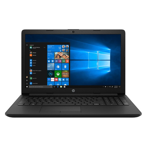 Ноутбук HP 15-db0394ur, 15.6, AMD A9 9425 3.1ГГц, 4Гб, 128Гб SSD, AMD Radeon R5, Windows 10, 6LD34EA, черный ноутбук hp 15 rb071ur 15 6 amd a9 9420 3 0ггц 4гб 128гб ssd amd radeon r5 free dos 7sj39ea черный
