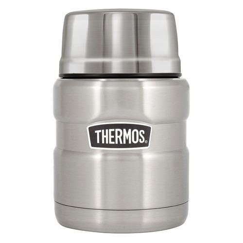 цена на Термос THERMOS SK 3000 SBK Stainless, 0.47л, серебристый