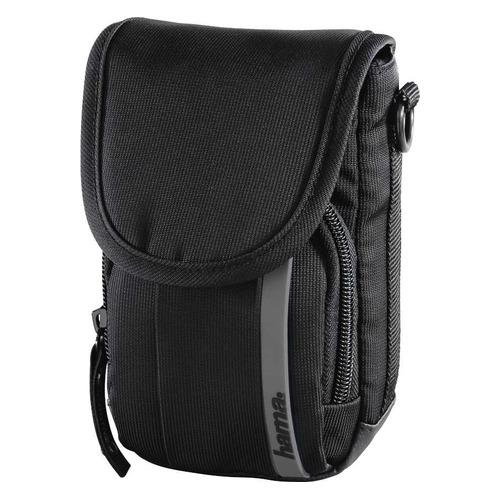 Фото - Сумка HAMA Odessa 90L, черный [00121858] сумка для фото видеокамеры hama odessa 90 черный серый
