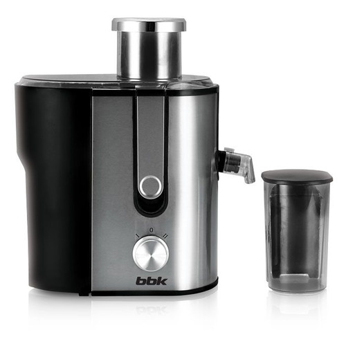 Соковыжималка BBK JC060-H02, центробежная, черный и серебристый bbk jc060 h02 зеленый металлик