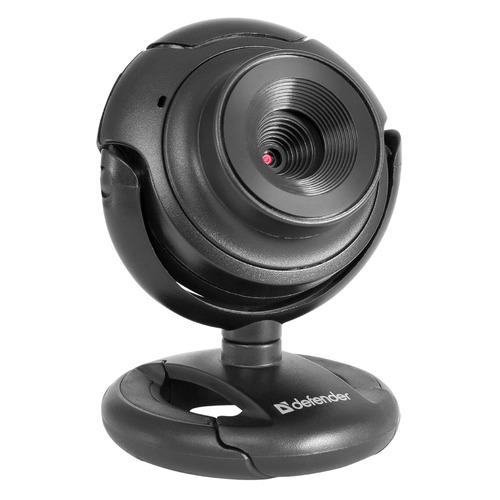 Фото - Web-камера DEFENDER G-Lens C-2525HD, черный [63252] вэб камера defender g lens 2597 hd720p 2 мп автофокус слеж за лицом