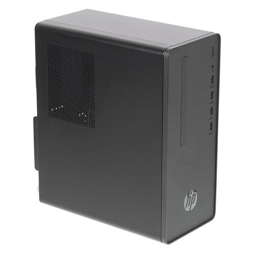 Компьютер HP Desktop Pro A G2, AMD Ryzen 3 PRO 2200G, DDR4 4Гб, 128Гб(SSD), AMD Radeon Vega 8, Windows 10 Home, черный [6xa99es]
