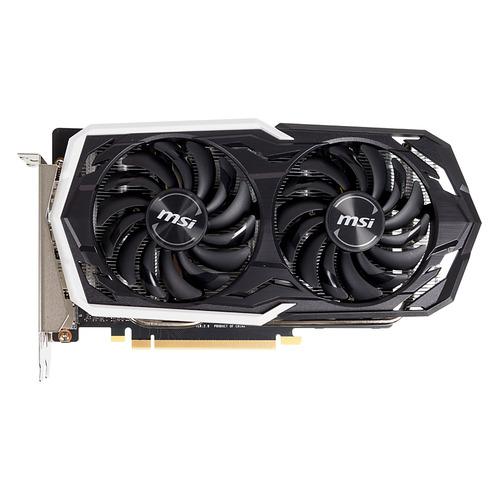 цена на Видеокарта MSI nVidia GeForce GTX 1660 , GTX 1660 ARMOR 6G OC, 6ГБ, GDDR5, OC, Ret