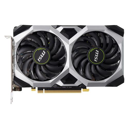 цена на Видеокарта MSI nVidia GeForce GTX 1660 , GTX 1660 VENTUS XS 6G OC, 6ГБ, GDDR5, OC, Ret