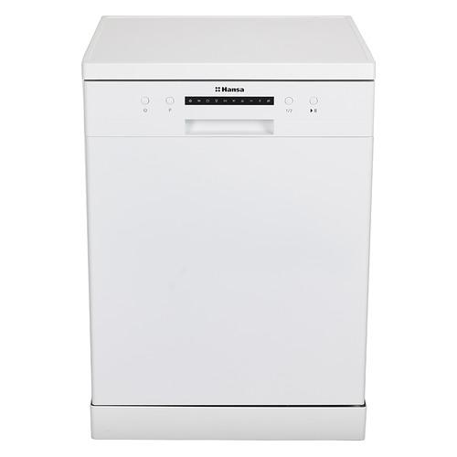 Посудомоечная машина HANSA ZWM616WH, полноразмерная, белая посудомоечная машина bosch sms25fw10r полноразмерная белая
