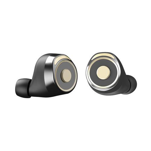 Наушники с микрофоном DIGMA TWS-07, Bluetooth, вкладыши, черный [s608] цена и фото