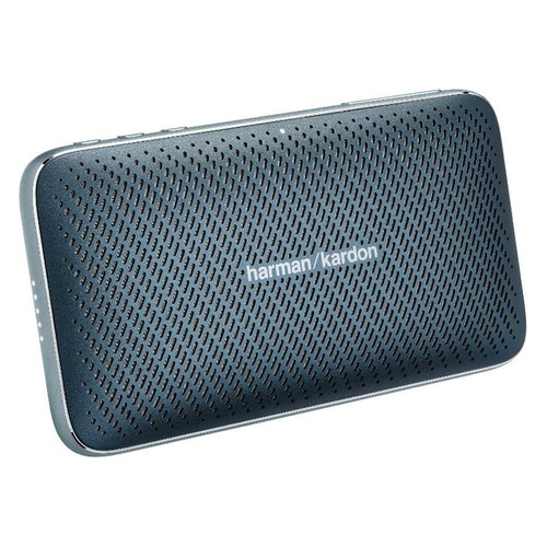 Портативная колонка HARMAN KARDON Esquire Mini 2, 8Вт, синий [hkesquiremini2blu] колонка harman kardon esquire mini blue