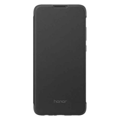 Чехол (флип-кейс) HONOR Flip, для Huawei Honor 10 Lite, черный [51992804]