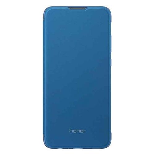 Чехол (флип-кейс) HONOR Flip, для Huawei Honor 10 Lite, синий [51992805]