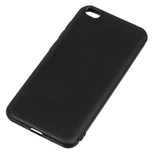 Чехол (клип-кейс) BORASCO Mate, для Xiaomi Redmi Go, черный [36455]