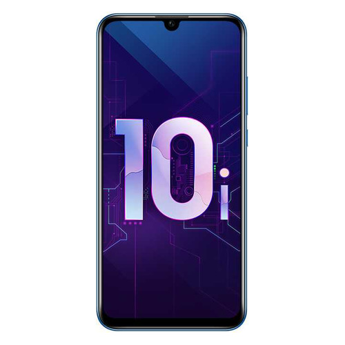 Смартфон HONOR 10i 128Gb, синий