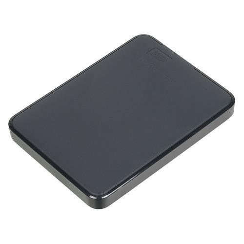 Фото - Внешний жесткий диск WD Elements Portable WDBMTM0020BBK-EEUE, 2ТБ, черный внешний жесткий диск wd my passport wdbuax0020brd eeue 2тб красный