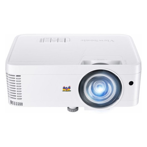 Фото - Проектор VIEWSONIC PS600X, белый [vs17260] проектор optoma x308ste white dlp 1024 х 768 4 3 3500 lm 22000 1