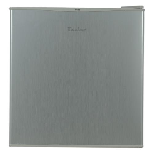 цена на Холодильник TESLER RC-55, однокамерный, серебристый