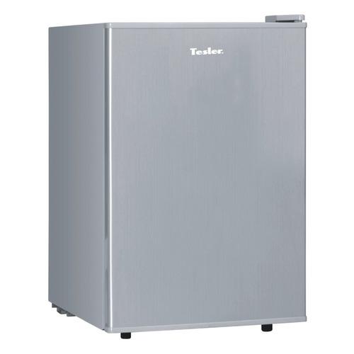 лучшая цена Холодильник TESLER RC-73, однокамерный, серебристый