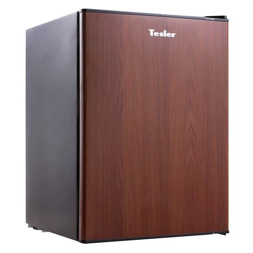 лучшая цена Холодильник TESLER RC-73, однокамерный, коричневый