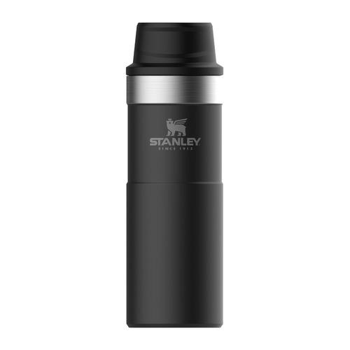 Термокружка Stanley The Trigger-Action Travel Mug, 0.47л, черный stanley the trigger action travel mug черный