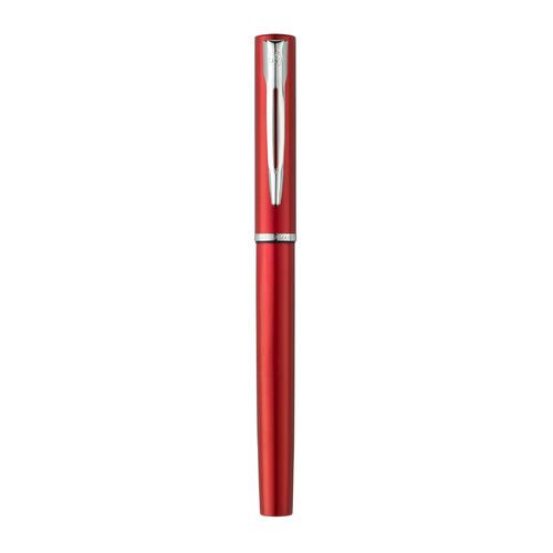 Ручка перьев. Waterman Graduate Allure (2068194) красный F сталь нержавеющая подар.кор.