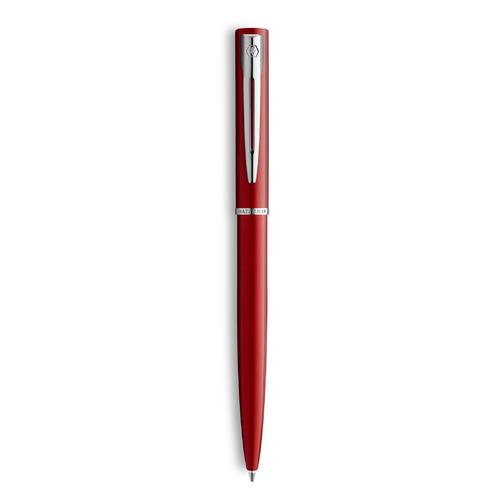 Ручка шариковая Waterman Graduate Allure (2068193) красный M синие чернила подар.кор.