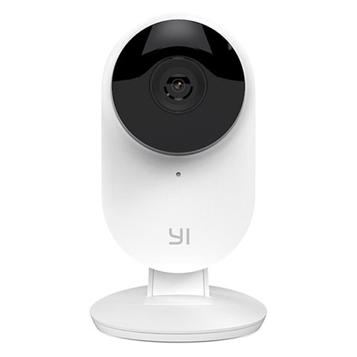 Видеокамера IP XIAOMI YI Home, 720p, 2.8 мм, белый [yhs-113-ir art 87002] ip камера xiaomi yi home camera 720p black eu international version