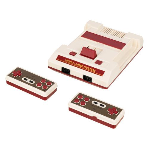 Фото - Игровая консоль RETRO GENESIS HD Wireless 300 игр, два беспроводных джойстика, белый/красный игровая консоль retro genesis modern 170 игр два джойстика черный