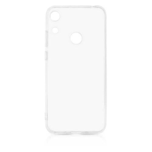 Чехол (клип-кейс) DF hwCase-73, для Huawei Honor 8A, прозрачный DF HWCASE-73