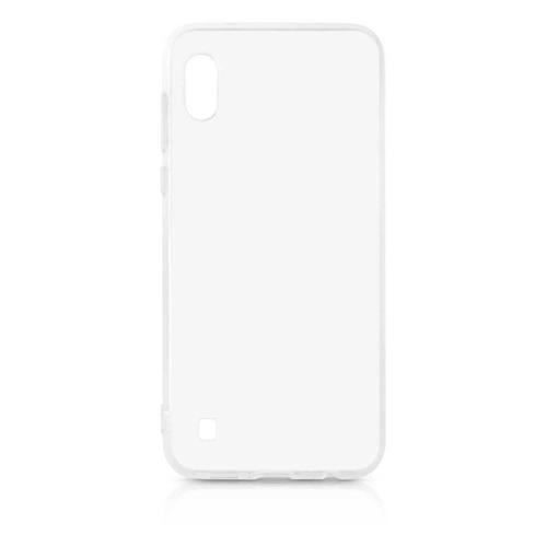 Чехол (клип-кейс) DF sCase-74, для Samsung Galaxy A10, прозрачный DF SCASE-74